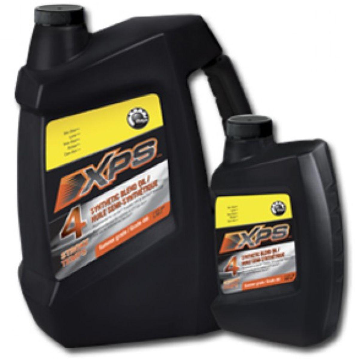 XPS 4stroke en 2 stroke olie Image