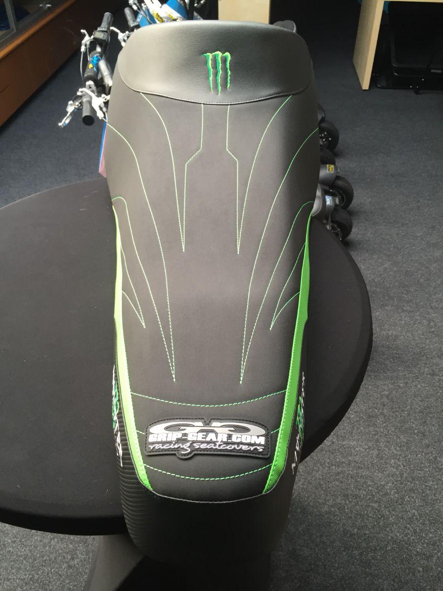 Yamaha wave blaster seatcover Image