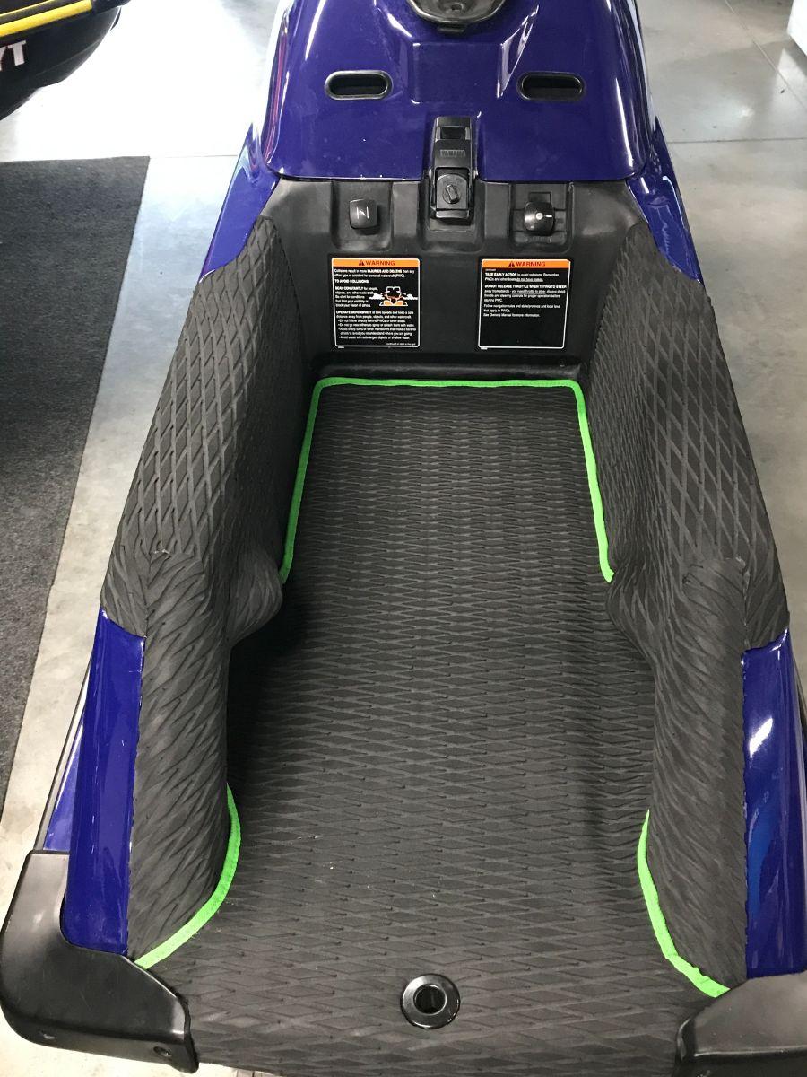 Superjet 701 footwells groen Image