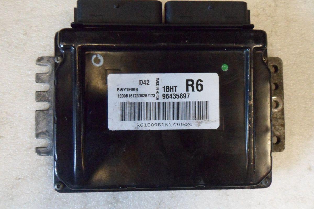 ECU Reflash 4stroke motoren Image