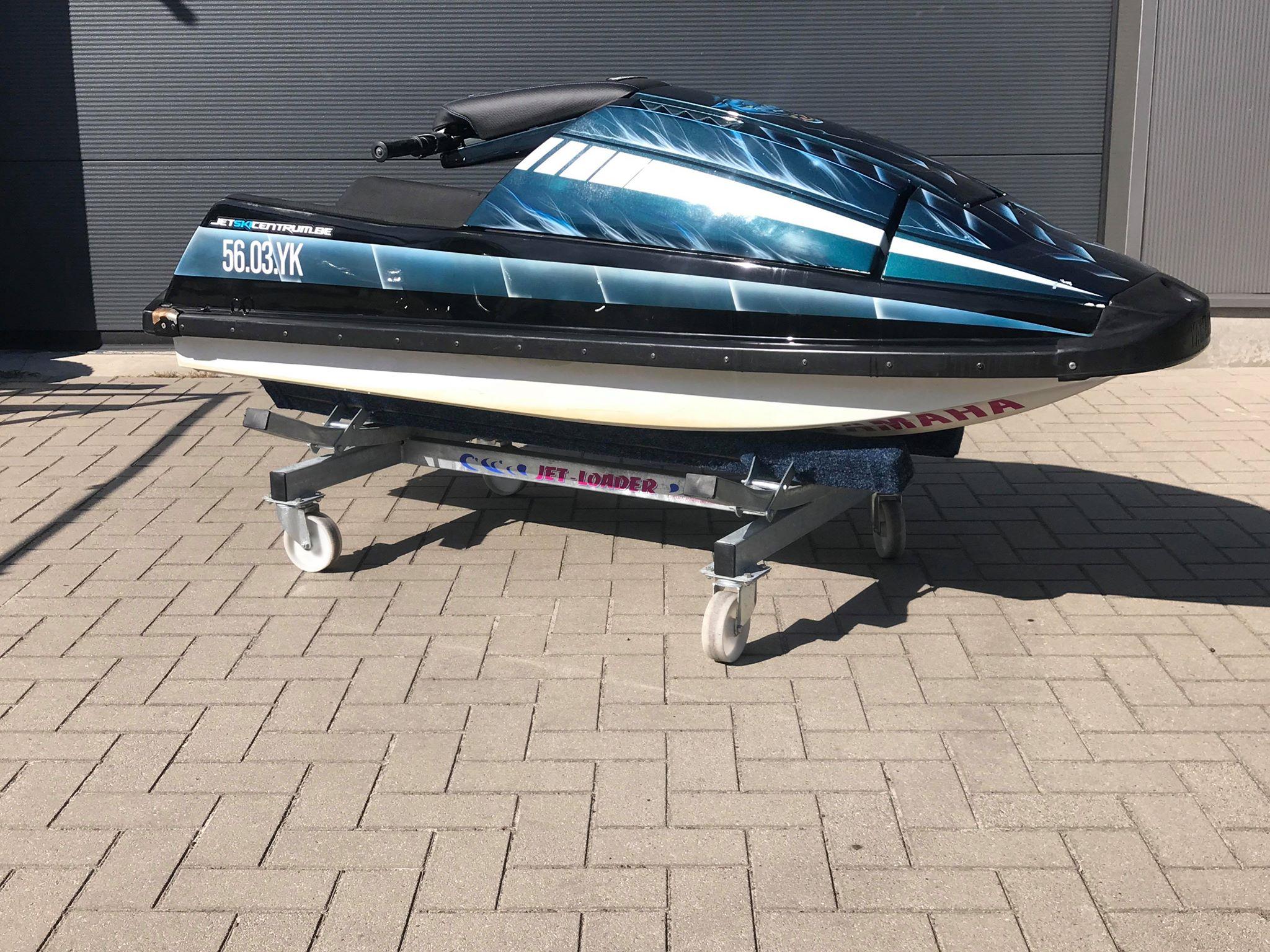 Yamaha Superjet 650 Image