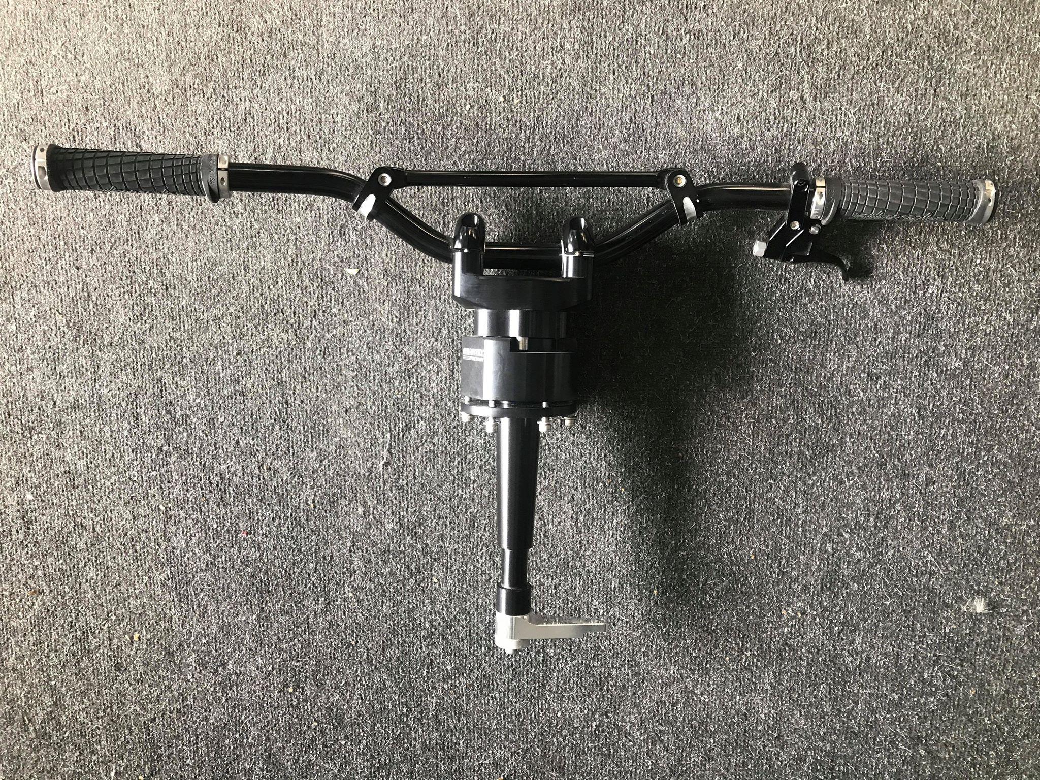 stuursysteem blaster 1 idiartec nieuw Image