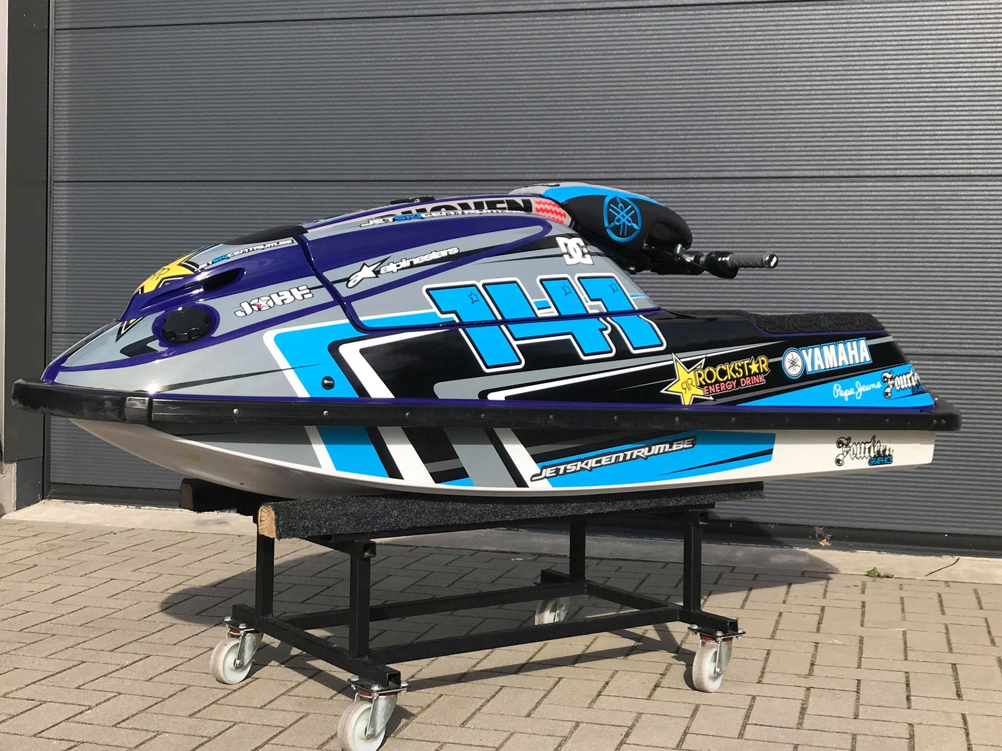 Yamaha superjet 701 Image