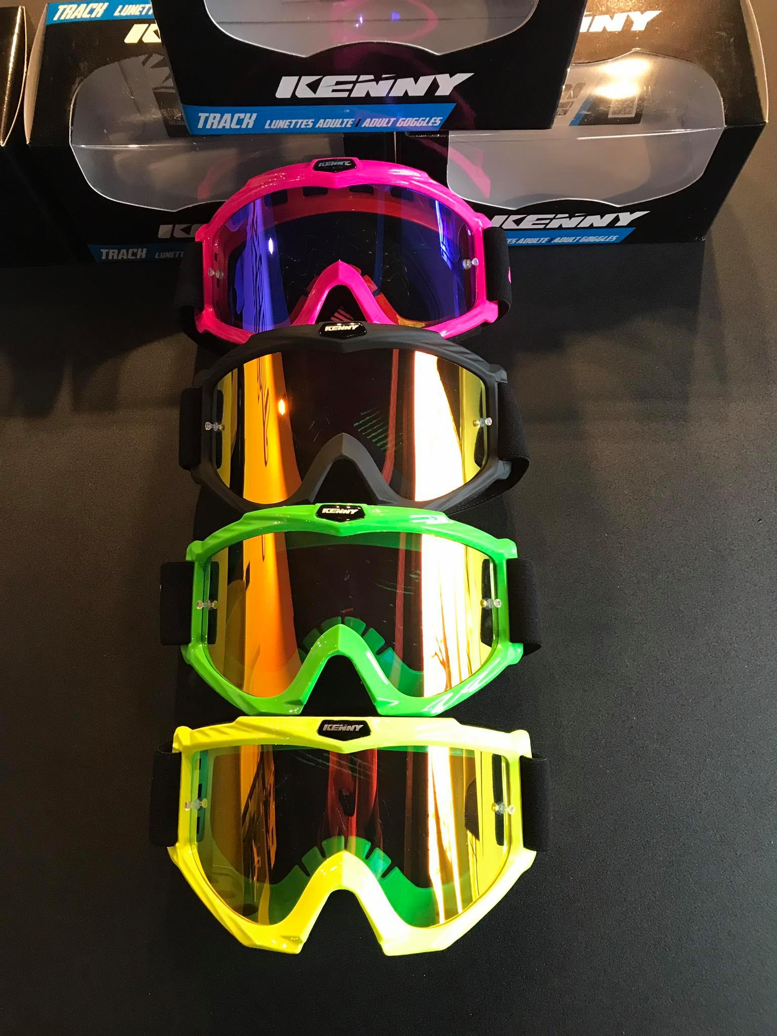 kenny brillen met spiegelglass Image