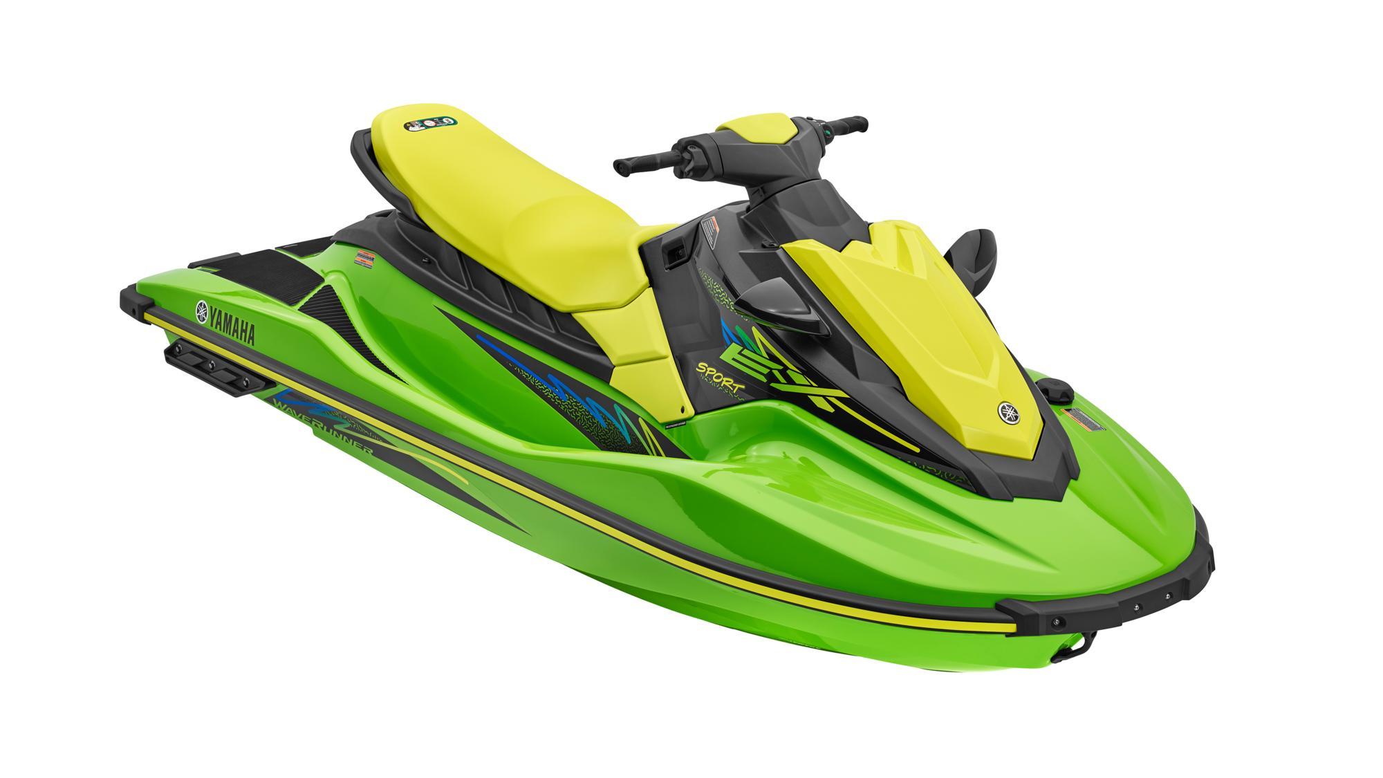 Yamaha Ex Sport 2021 Image