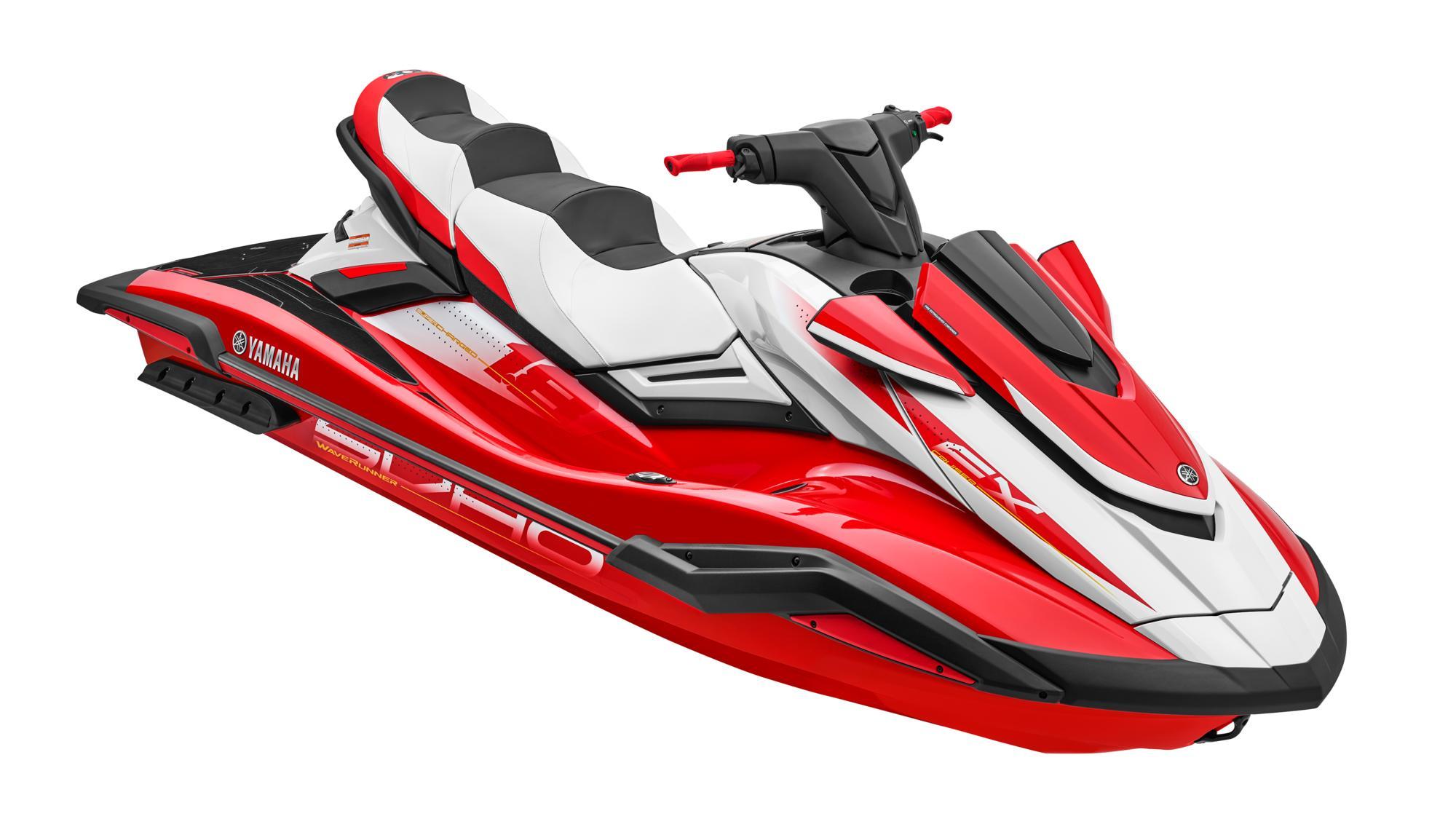 Yamaha FX Cruiser SVHO 2021 Image