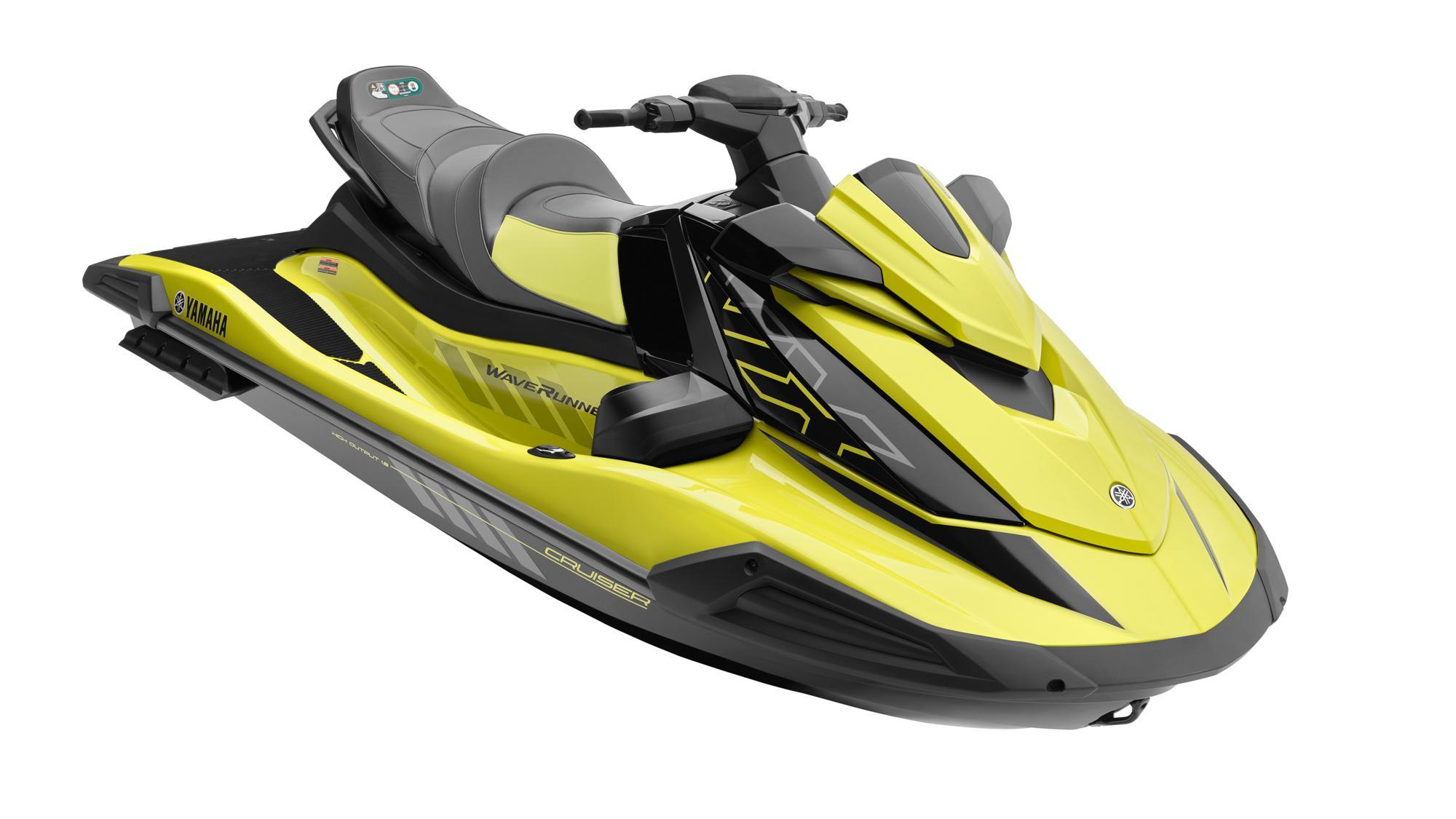Yamaha VX Cruiser HO 2021 Image