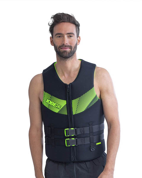 Jobe Neoprene Vest Men Lime Green Image