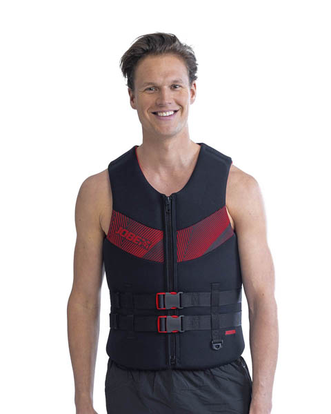 Jobe Neoprene Vest Men Red Image