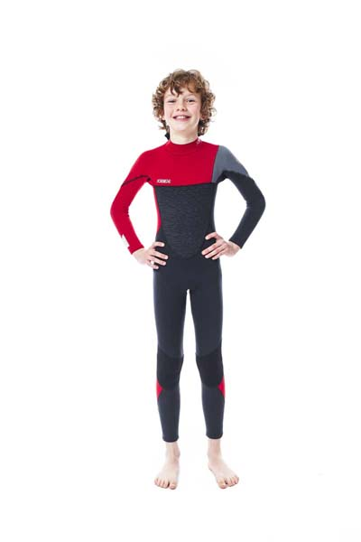 Jobe Boston Fullsuit 3/2mm Red Image