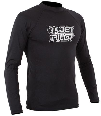 Jetpilot Rashguard Black Image