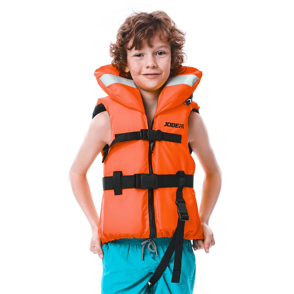 Jobe Comfort Boating Vest Youth Orange Image