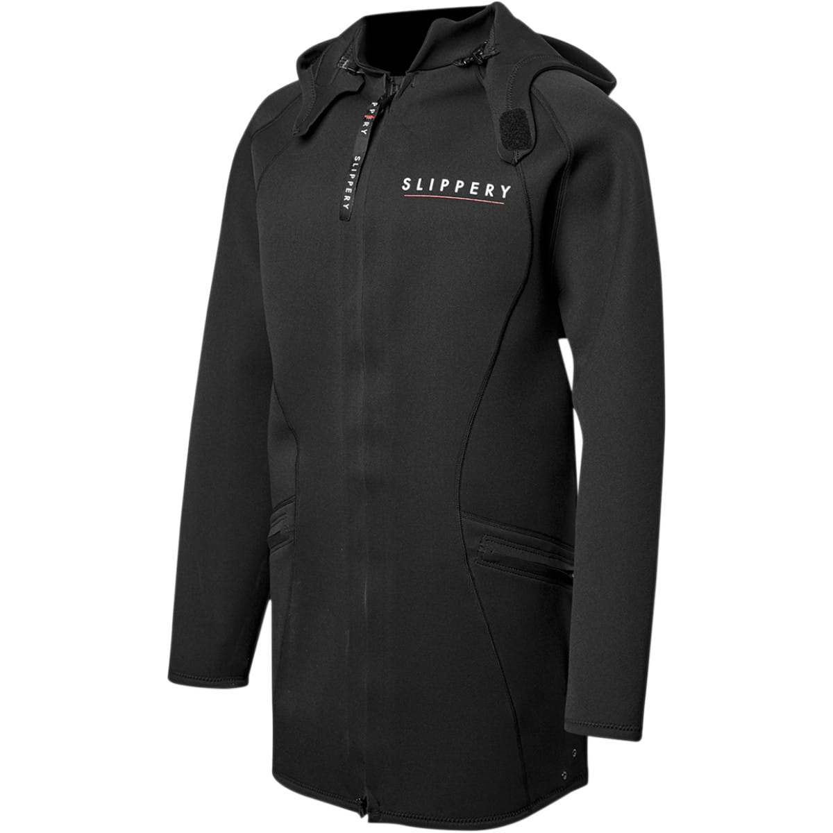 Slippery Neoprene Coat Image