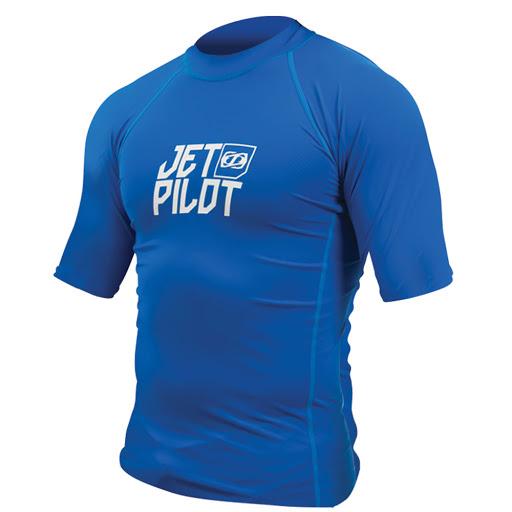 Jetpilot Rashguard Blue Image