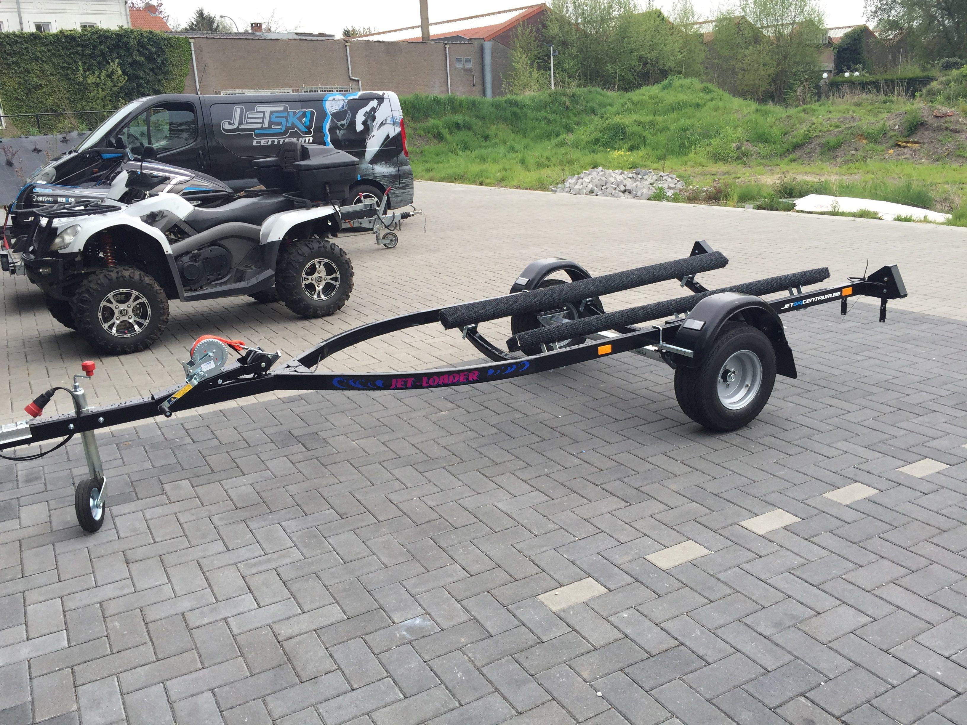 Jet-loader big zwart Image