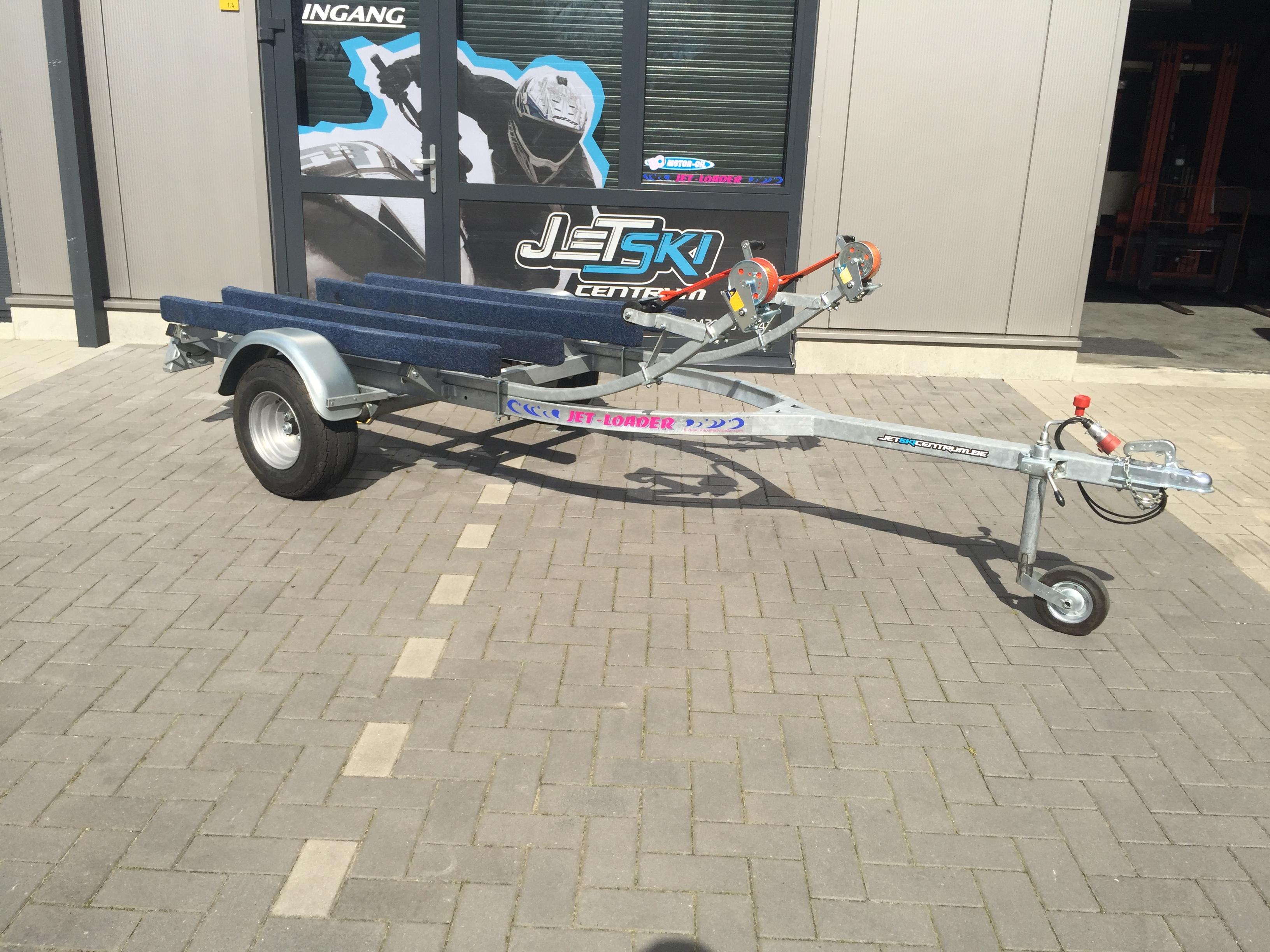 Jet-loader dubbel 2x stand up Image