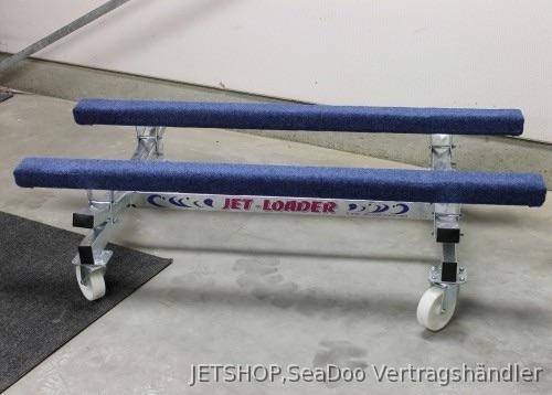 Jetloader Showroom wagen galva Image