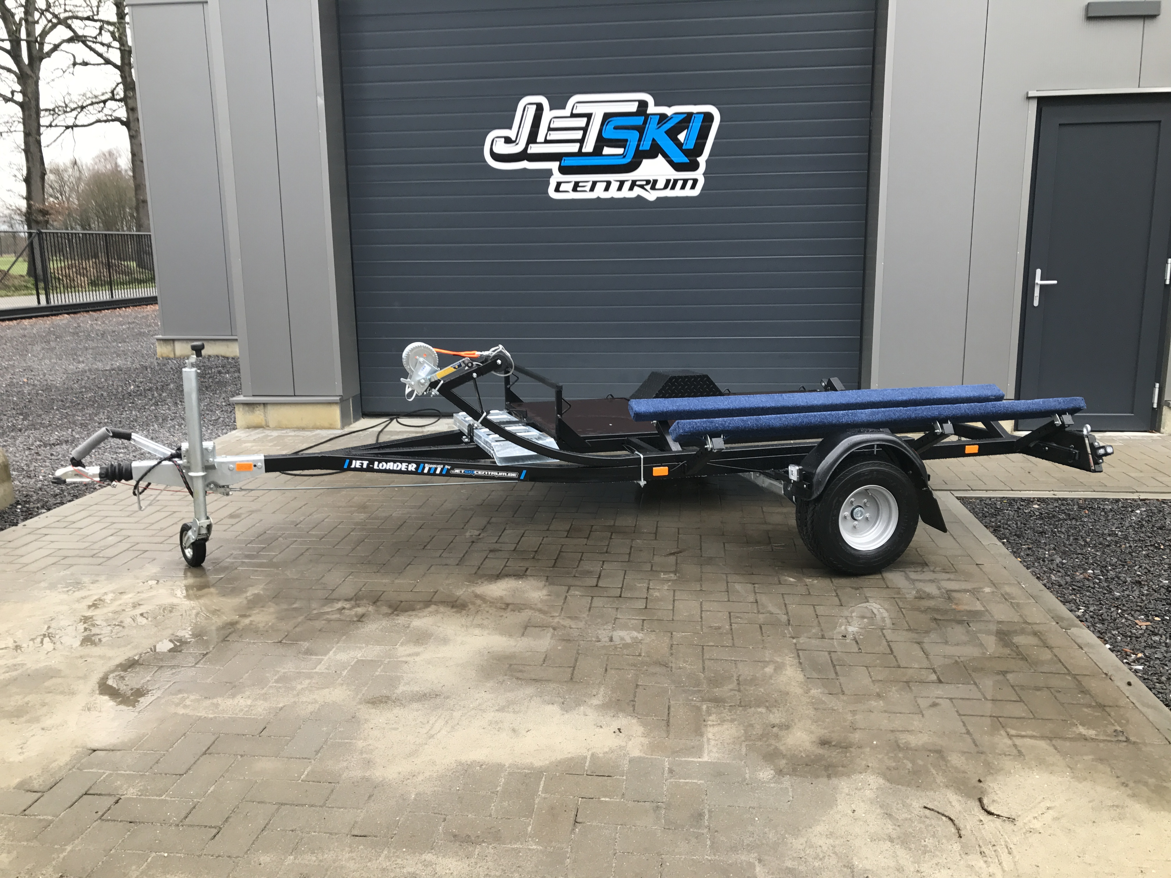 Jet-loader Jet-quad 750kg Image