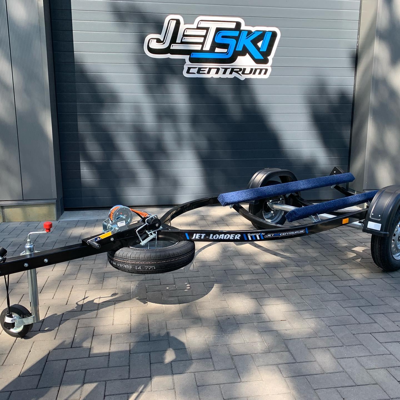 Jet-loader standaard zwart Image
