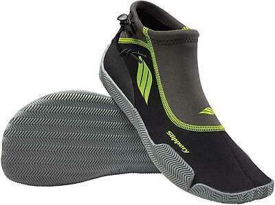 Slippery AMP Shoes Black/Lime Image