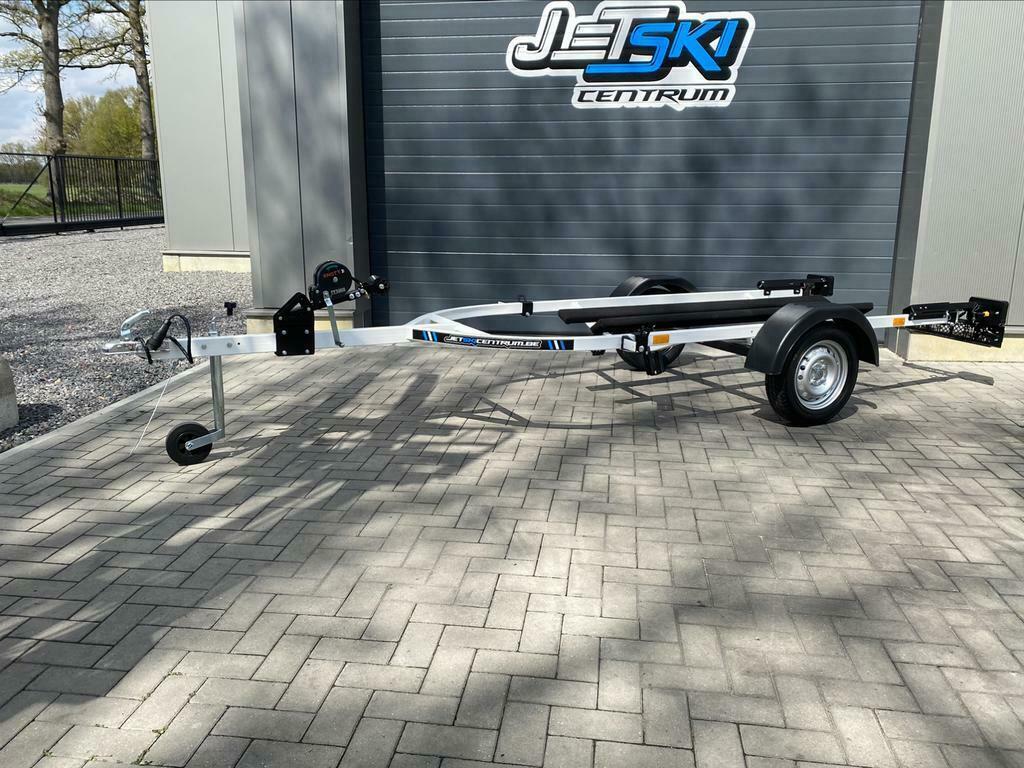 JETSKI & WATERSCOOTER TRAILER DIRECT LEVERBAAR ! Image
