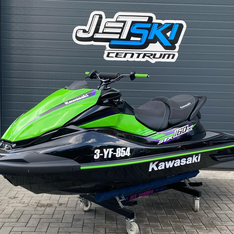 Kawasaki STX 160 X Image