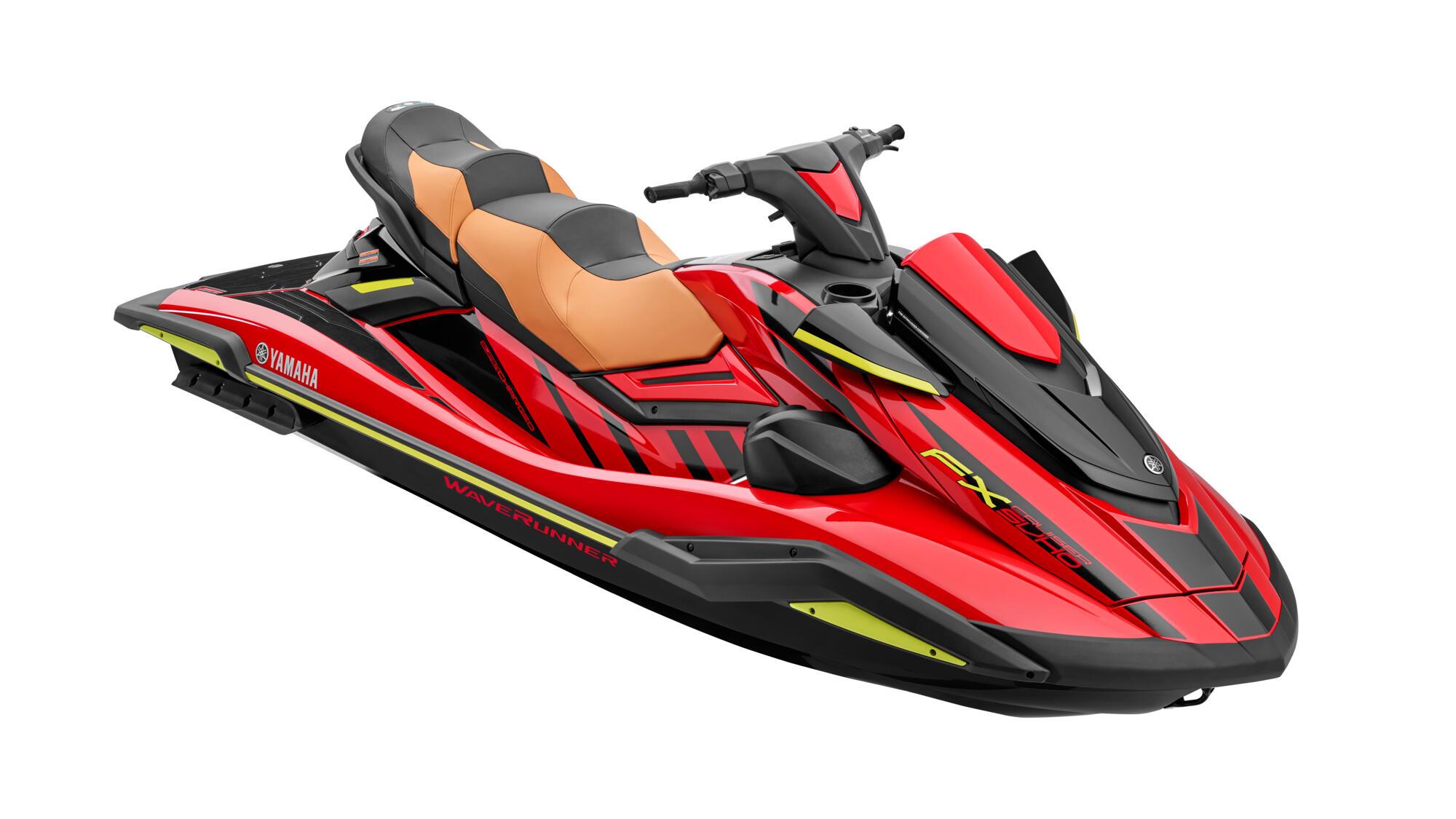 Yamaha FX Cruiser SVHO 2022 Image